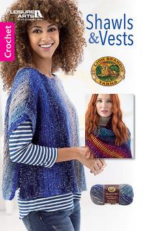 eBook Shawls & Vests