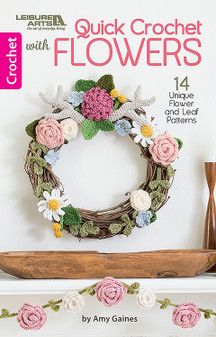 eBook Quick Crochet with Flowers