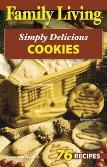 eBook Family Living Simply Delicious Cookies