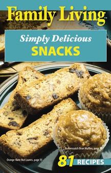 eBook Family Living Simply Delicious Snacks