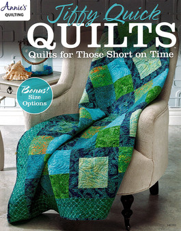 Annie's Jiffy Quick Quilts Book