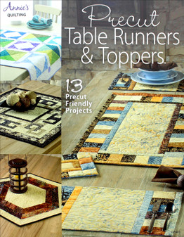 Annie's Precut Table Runners & Toppers Book