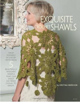 Annie's Exquisite Crochet Shawls Book