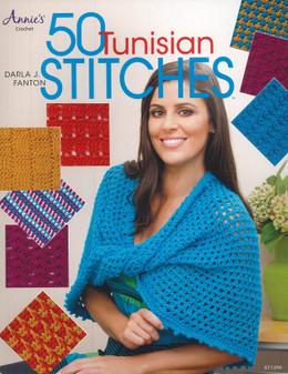 Annie's Crochet 50 Tunisian Stitches Book