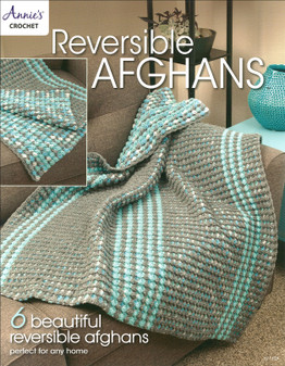 Annie's Reversible Afghans Book