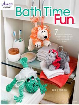 Annie's Crochet Bath Time Fun Book