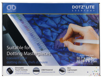 Diamond Dotz Dotz Lite Lightpad Light Box