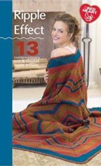 Coats & Clark Ripple Effect Crochet Book