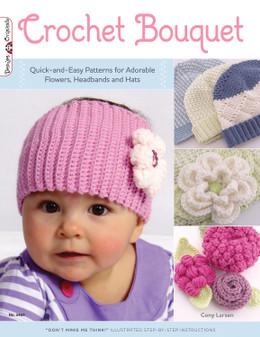 Design Originals Crochet Bouquet Book