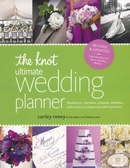 Potter The Knot The Ultimate Wedding Planner Book