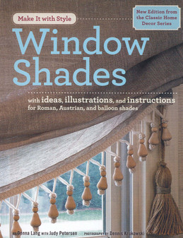 Potter Make It With Style Window Shades Book