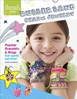 Taunton Press Threads Selects Rubber Band Charm Jewelry Book