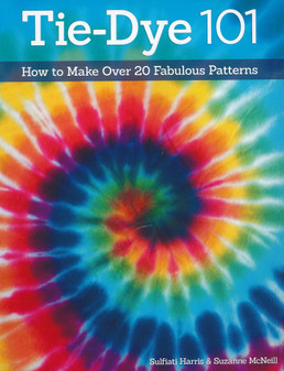 Design Originals Tie-Dye 101 Book