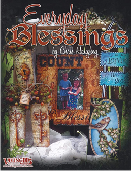 Viking Woodcrafts Everyday Blessings Book