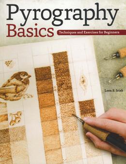 Design Originals Pyrography Basics Book