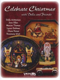 Viking Woodcrafts Celebrate Christmas Book