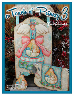 Viking Woodcrafts A Touch of Primsy 3 Book
