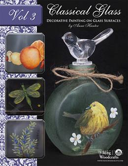 Viking Woodcrafts Classical Glass Volume 3 Book