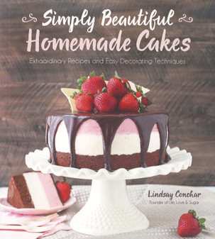 Page Street Simply Beautiful Homemade Cakes Book