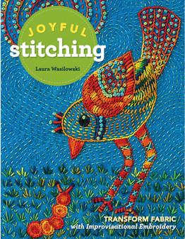 C&T Publishing Joyful Stitching Book