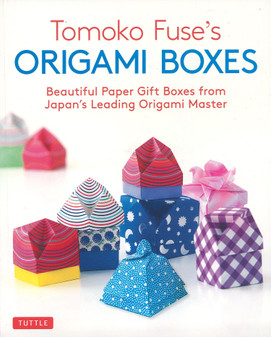 Tuttle Tomoko Fuse's Origami Boxes Book