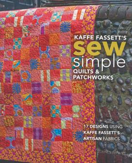 Taunton Press Kaffe Fassett's Sew Simple Book