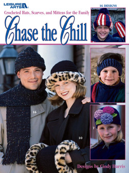 Leisure Arts Chase The Chill Book