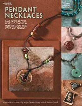Leisure Arts Pendant Necklaces Book
