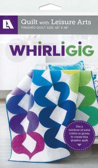 Leisure Arts Whirligig Quilt Pattern Pack