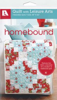 Leisure Arts Homebound Quilt Pattern Pack