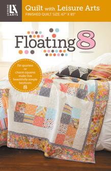 Leisure Arts Floating 8 Pattern Pattern Pack