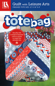 Leisure Arts Tote Bag Quilt Pattern Pack