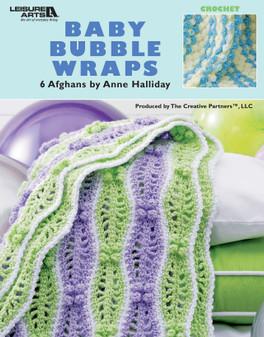 Leisure Arts Baby Bubble Wraps Book