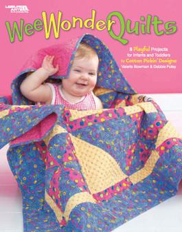 Leisure Arts Wee Wonder Quilts Book