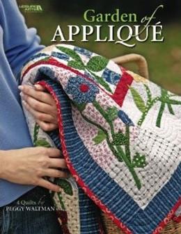 Oxmoor House Garden Of Applique Book