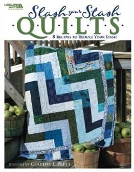 Leisure Arts Slash Your Stash Quilts Book