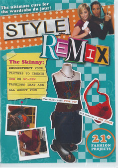Leisure Arts Style Remix DVD
