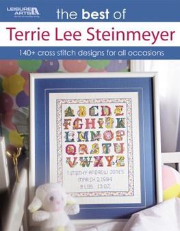 Leisure Arts The Best Of Terri Lee Steinmeyer Book