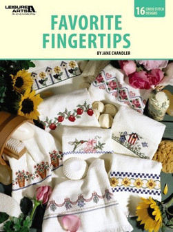 Leisure Arts Favorite Fingertips Book