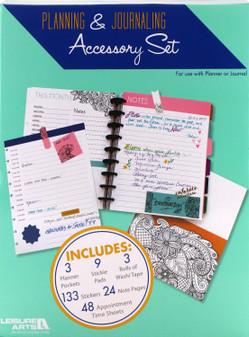 Leisure Arts Kit Planning & Journaling Expansion