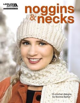 Leisure Arts Noggins And Necks Book