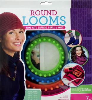 Leisure Arts Loom Circle Set With Hook