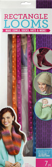 Leisure Arts Loom Rectangle Set With Hook