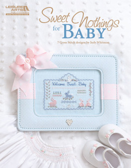 Leisure Arts Sweet Nothings For Baby Book