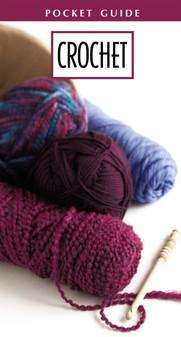 Leisure Arts Crochet Pocket Guide Book