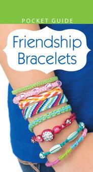 Leisure Arts Friendship Bracelets Pocket Guide Book