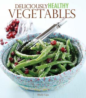 Leisure Arts Deliciously Healthy Vegetables Book