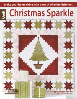 Leisure Arts Christmas Sparkle Book