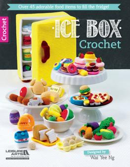 Leisure Arts Ice Box Crochet Book