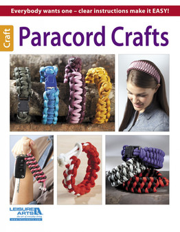 Leisure Arts Paracord Crafts Book